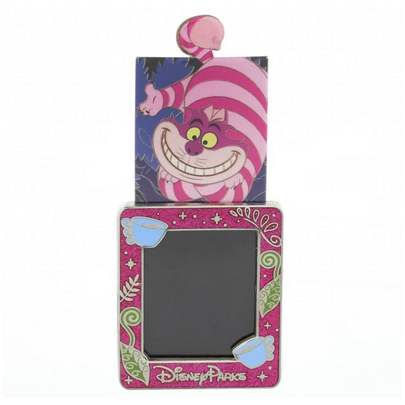Cheshire Cat Magic Slider Pin