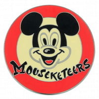 Mickey Mouseketeers Pin