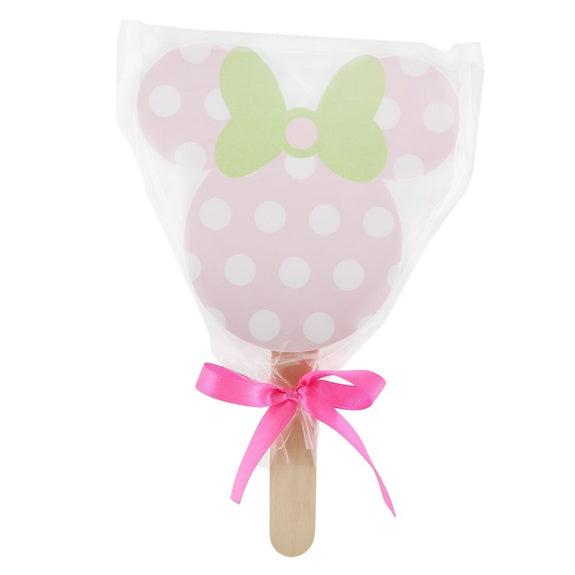 Minnie Dot Candy Notepad