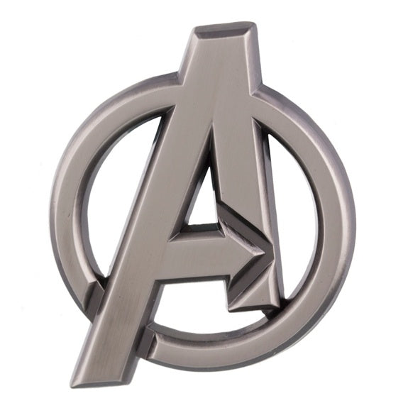 Marvel Avengers Logo Pin