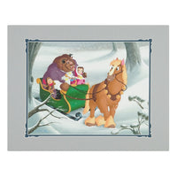 Sleigh Ride Deluxe Print by Williams