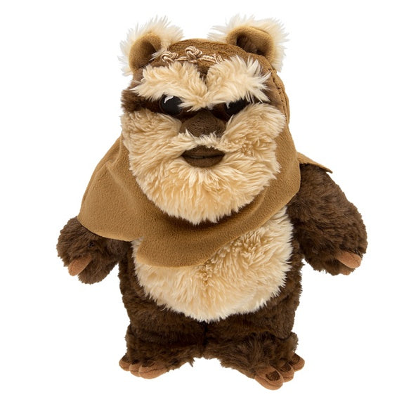 Star Wars Wicket the Ewok Plush 9""
