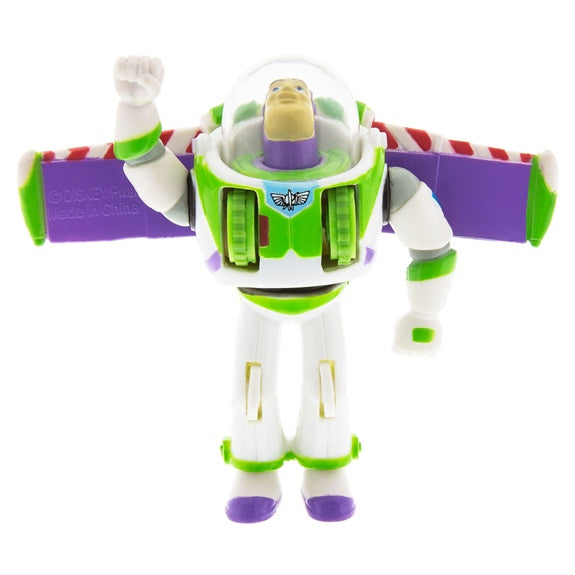 Toy Story Buzz Lightyear Pullback Figure