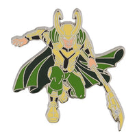 Marvel Avengers Loki Pin