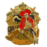 Pirates of the Caribbean Dead Men Pin
