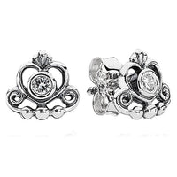 My Princess Earrings PANDORA Jewelry