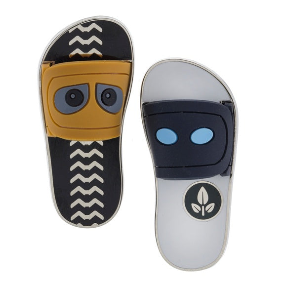 Wall-E & Eve Sandal Pin Set