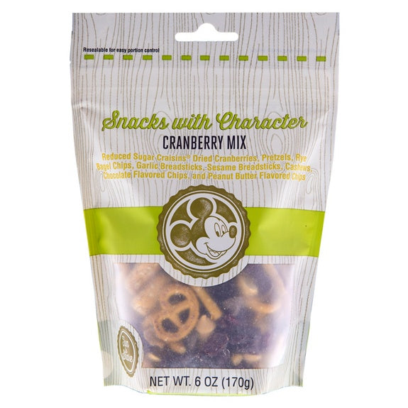 Character Snacks Cranberry Mix 6 oz