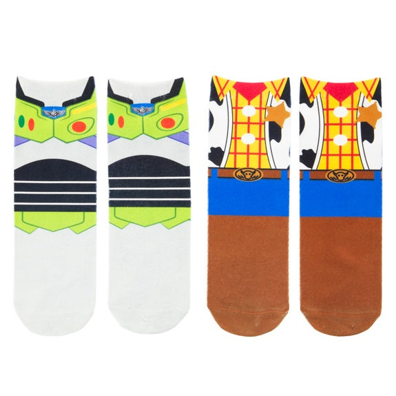 Toy Story Youth Socks - 2 Pack