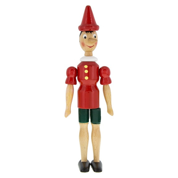 Pinocchio Bendable Figure 10""