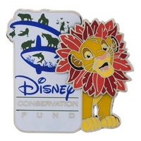 Disney Conservation Fund Simba Pin