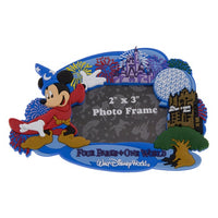 Four Parks One World Frame Magnet