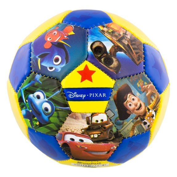 Pixar Characters Mini Soccer Ball