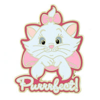 Marie Purrrfect! Pin