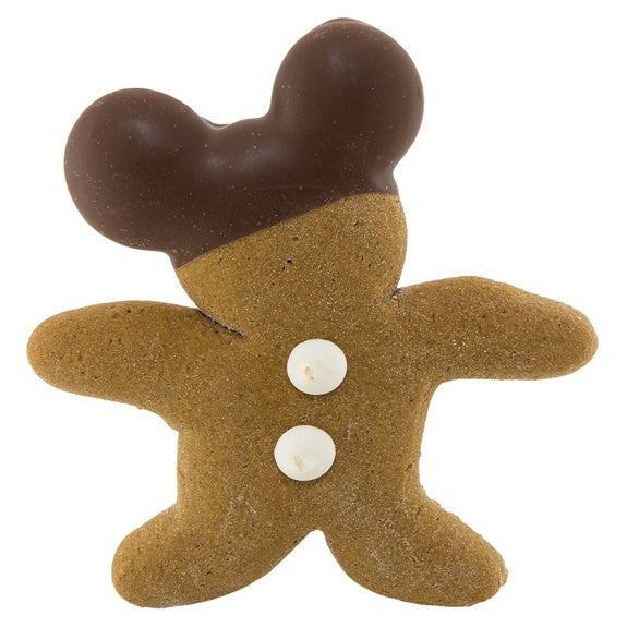 Mickey Gingerbread Cookie 2.5 oz