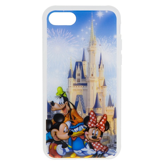 Walt Disney World Castle iPhone 7 Case