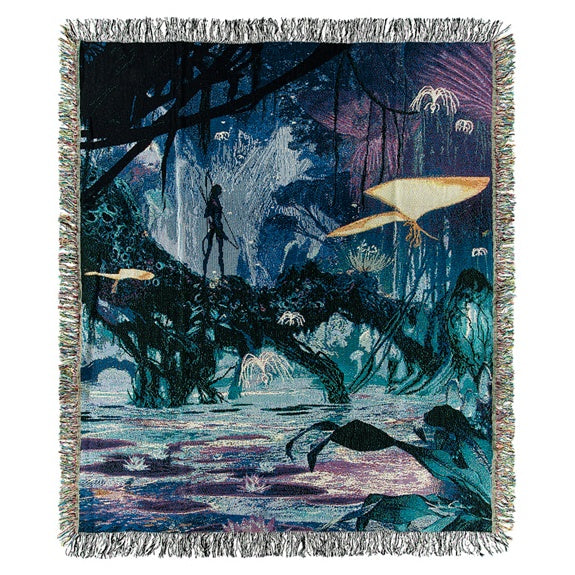 Avatar Tapestry Woven Throw