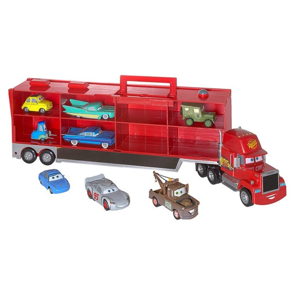 Cars 3 Piston Cup Mack Carrier Set