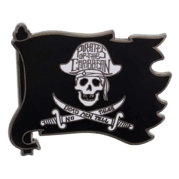 Pirates of the Caribbean Flag Pin