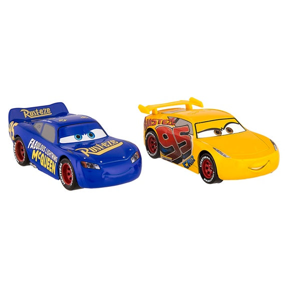 Cars 3 Die-Cast Vehicle Set