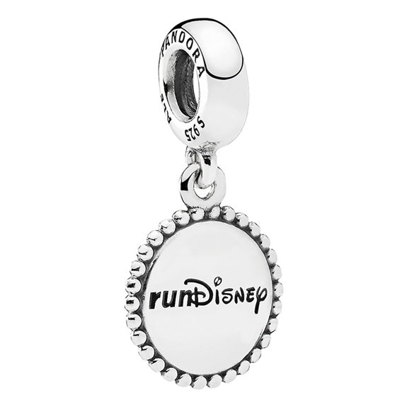 runDisney Dangle Charm PANDORA Jewelry