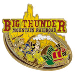 Big Thunder Mountain Railroad Pin