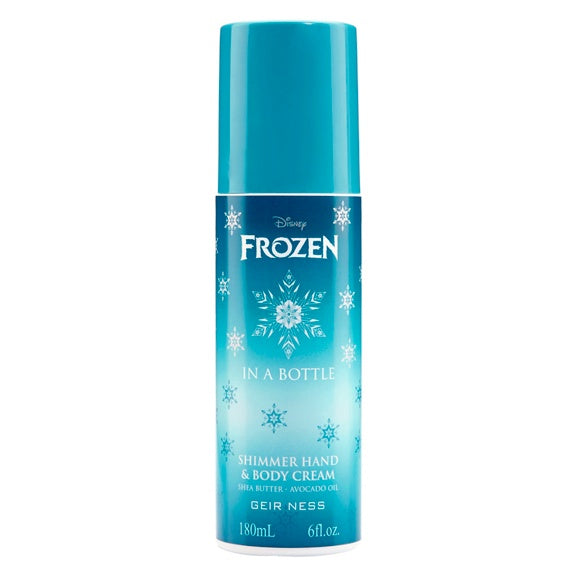 Laila Geir Frozen Hand & Body Cream