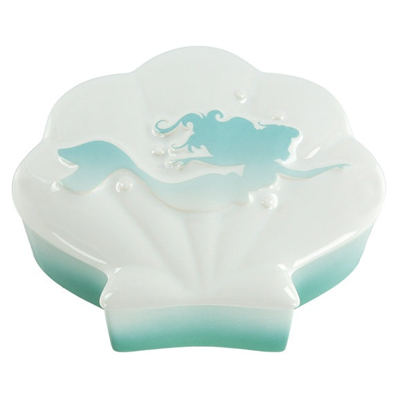 Ariel Nautical Sea Shell Box