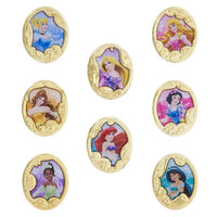 Disney Princess Cameo Mystery Pins