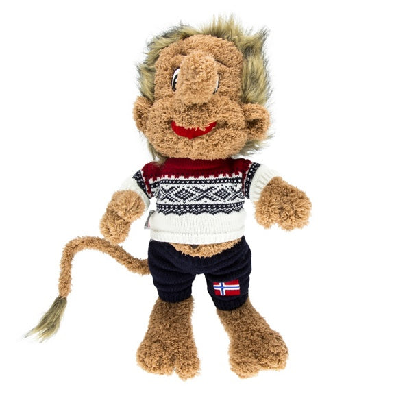 Norway Troll in a Sweater Plush