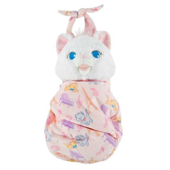 Baby Marie in a Blanket Pouch Plush 10""