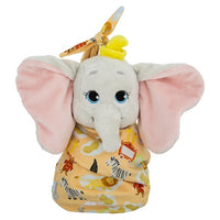Baby Dumbo in a Blanket Pouch Plush 10""