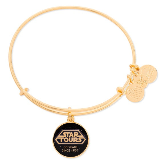 Star Tours 30 Years Bangle by Alex & Ani