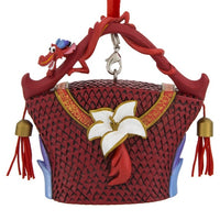 Mushu Handbag Ornament