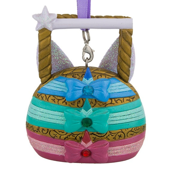 Sleeping Beauty Fairies Handbag Ornament