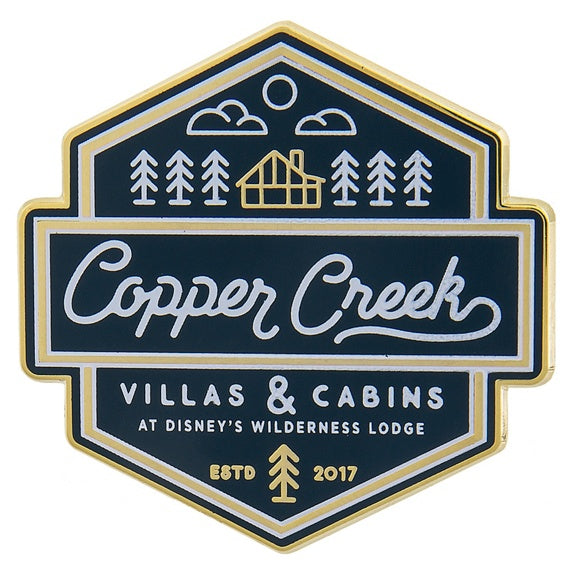 Copper Creek Villas & Cabins Pin