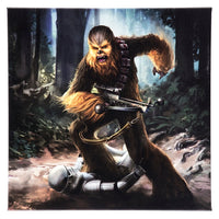 Star Wars Chewbacca Canvas Wrap 14x14