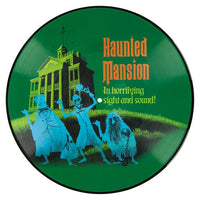 Songs from The Haunted Mansion Vinyl