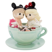 Precious Moments Boy & Girl Figurine