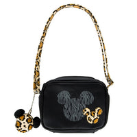 Mickey Animal Print Bag by Loungefly