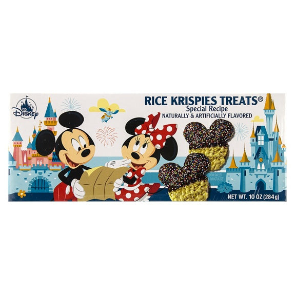 Disney Parks Mickey Crispy Treats 10 oz