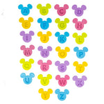 Mickey Icon Alphabet Magnet Assorted