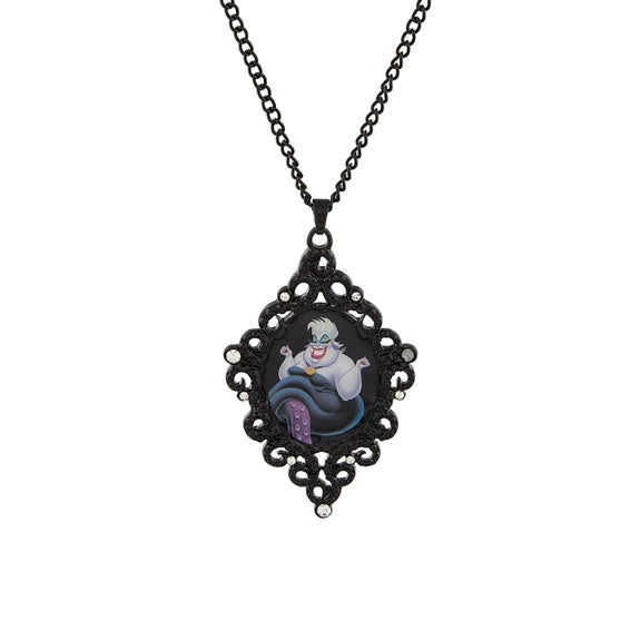 Ursula Cameo Necklace