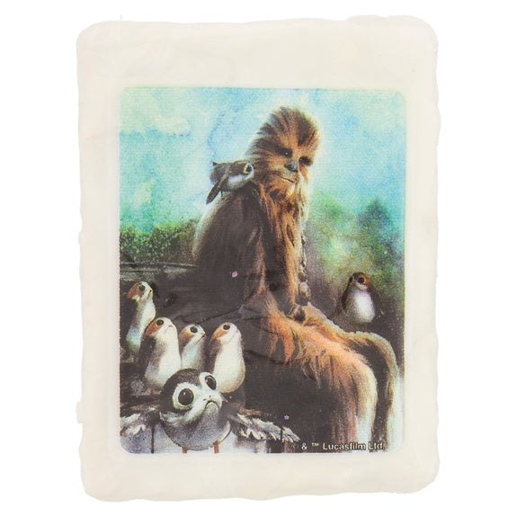 Star Wars Chewbacca & Porgs Crispy Treat