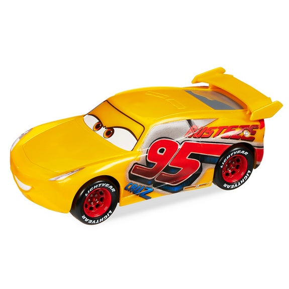Cars 3 Cruz Ramirez Pullback Stunt Car