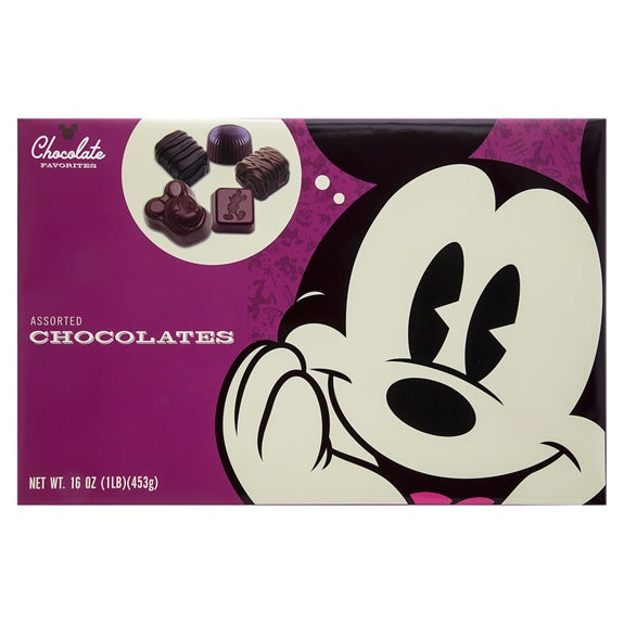 Mickey Assorted Chocolates 16 oz