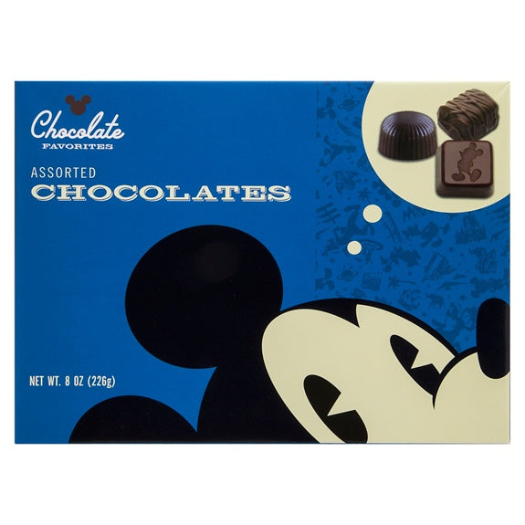 Mickey Assorted Chocolates 8 oz