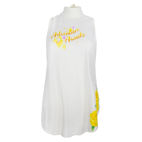 Belle Mystique Fashion Tank Tee