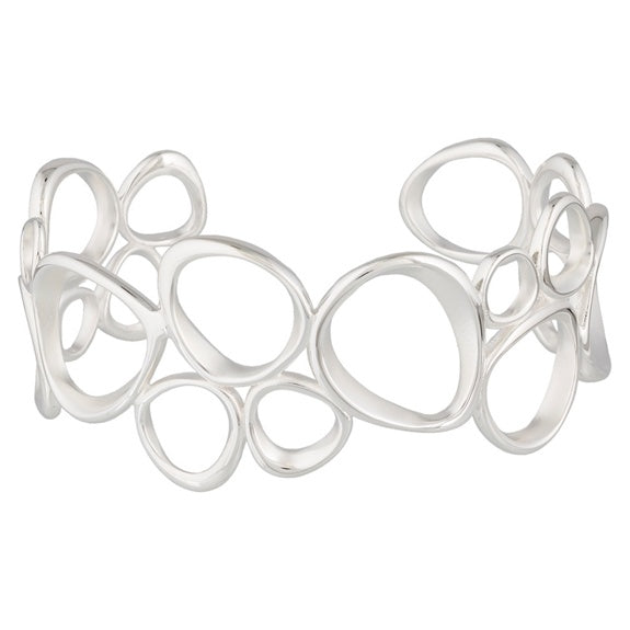 Shore Cuff Bracelet by Kit Heath