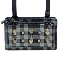Villains Crossbody Bag by Loungefly